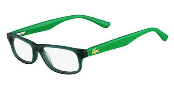 b396ccdea9bd Lacoste L3605 Kids 315 Glasses Musk Green | SmartBuyGlasses South Africa