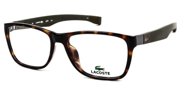 68aec30189 Lacoste L2219 001 Glasses Black