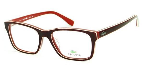 Lacoste L2746 603 Glasses Red  fdf165c8c5298