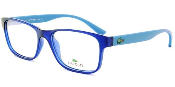 Lacoste L3804B Kids 467 Eyeglasses in Blue | SmartBuyGlasses USA