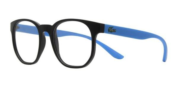 Lacoste L3908 Kids 001 Glasses Black | SmartBuyGlasses UK