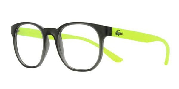 7e2384b39c98 Lacoste L3908 Kids 035 Glasses Grey