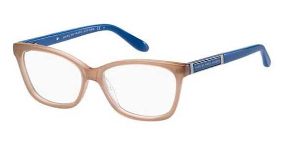 93b292590513 Marc By Marc Jacobs MMJ 571 C4I Glasses Nude Blue | SmartBuyGlasses UK