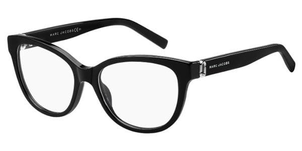 b2f64c4e3d03 Marc Jacobs MARC 115 807 Eyeglasses in Black | SmartBuyGlasses USA