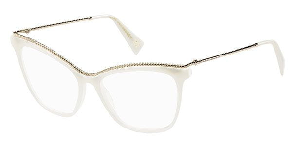 47c9897612 Marc Jacobs MARC 166 VK6 Eyeglasses in White