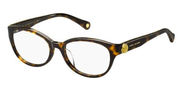 a2047e2bfb Marc Jacobs MARC 93 F Asian Fit 086 Glasses Tortoise ...