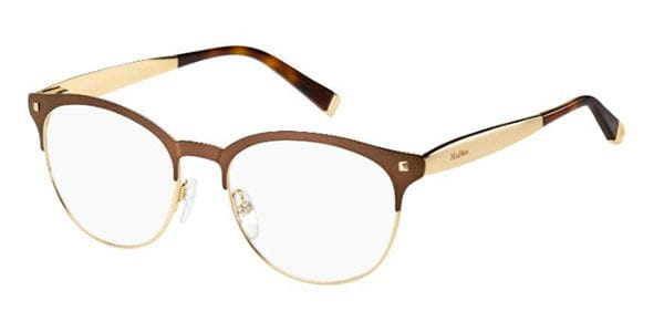d2dab69a1ed Max Mara MM 1277 UIG Glasses Gold