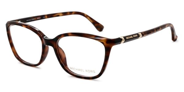 c64445dc8b Michael Kors MK 839 240 Glasses Soft Tortoise Brown ...