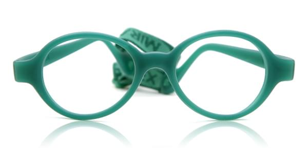 917e1ebd3a6 Miraflex Baby Lux Kids V Glasses Green