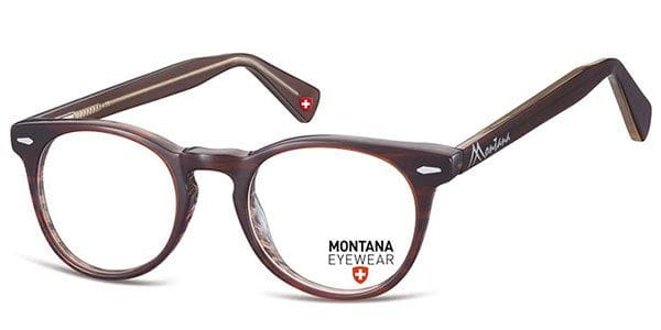 3fc2362dc8 Gafas Graduadas Montana Collection By SBG MA95 B Café ...