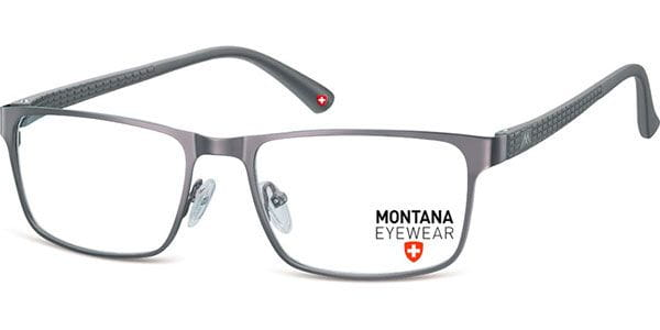 aeab56d90ad Montana Collection By SBG MM610 D Eyeglasses in Grey ...