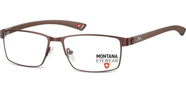 fca543245b Gafas Graduadas Montana Collection By SBG MM613 B Café ...