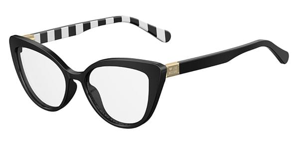 7e6797e57c6b Moschino Love MOL500 807 Glasses Black