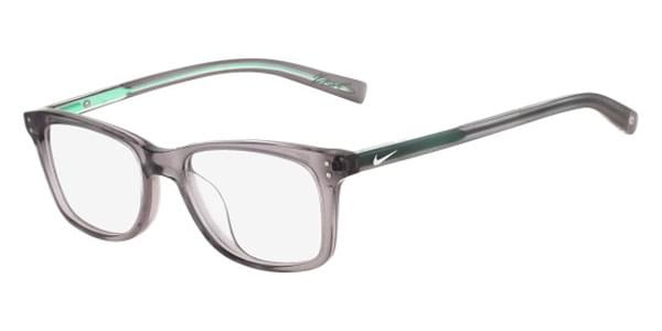 480a6f63d1 Nike 4KD Kids 065 Eyeglasses in Grey