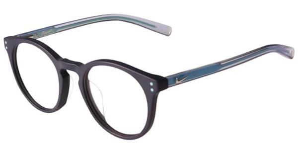 0f43287e76 Nike 3KD Kids 410 Eyeglasses in Blue
