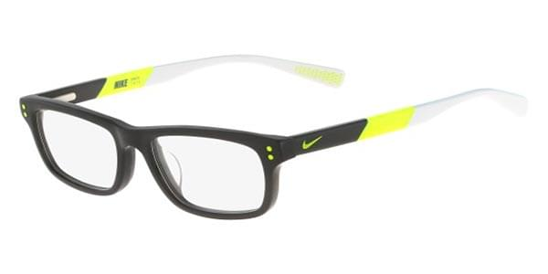 1713982d47fc Nike 5535 Kids 060 Eyeglasses in Grey | SmartBuyGlasses USA
