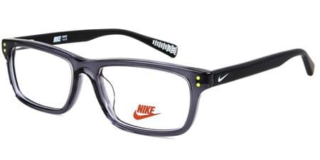 05ff2c35b487 Nike 5535 Kids 412 Eyeglasses in Black | SmartBuyGlasses USA