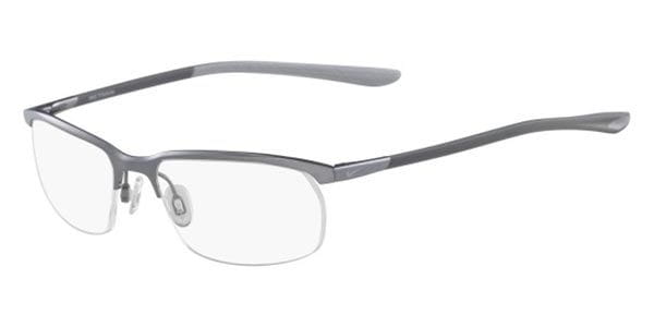 e0fbda1376c4 Nike 6070 070 Eyeglasses in Grey | SmartBuyGlasses USA