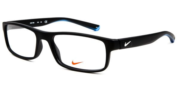 16daf6531d9c Nike 7090 018 Glasses Black | SmartBuyGlasses India