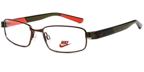 ab5c7976f903 Nike 5572 Kids 215 Glasses Brown | SmartBuyGlasses South Africa