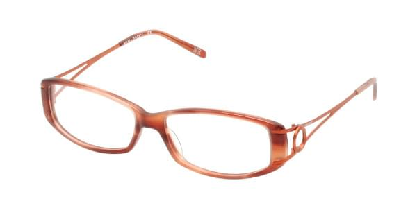 9f518fad12 Nina Ricci Nr 2547 04 V Eyeglasses In Spotted Dark Orange