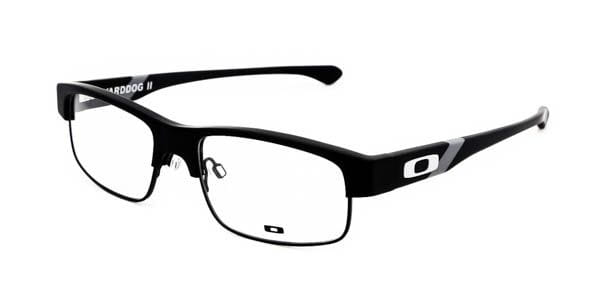 1bfb4ea1e57a Oakley OX1093 YARDDOG II 109301 Glasses Satin Black Dark Grey ...