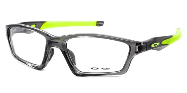 Óculos de Grau Oakley OX8031 CROSSLINK SWEEP 803102 Grey Smoke ... 958e70fbc9