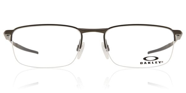 42b4a8e08b Oakley OX3174 BARREL HOUSE 0.5 317402 Glasses Pewter Grey ...