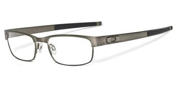 f360932ad288 Oakley OX5038 METAL PLATE 503806 Glasses Brushed Chrome Grey |  SmartBuyGlasses India