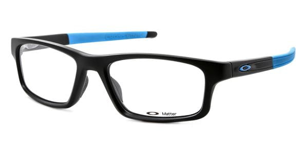 164d5d111b Oakley OX8037 CROSSLINK PITCH 803701 Glasses Satin Black ...