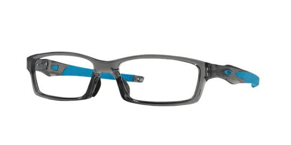 0f416fafb48 Oakley OX8029 CROSSLINK Asian Fit 802910 Glasses Blue ...