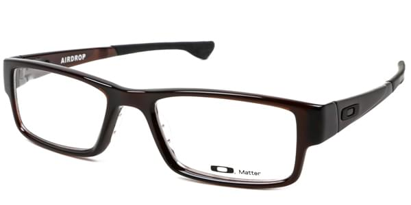 e7318a6a15 Oakley OX8046 AIRDROP 804606 Glasses Brown