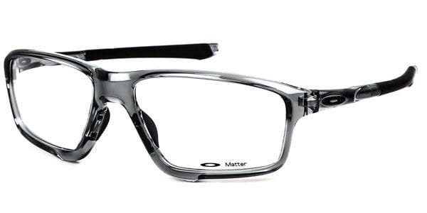 21169f7ecd383 Oakley OX8076 CROSSLINK ZERO 807604 Glasses Grey