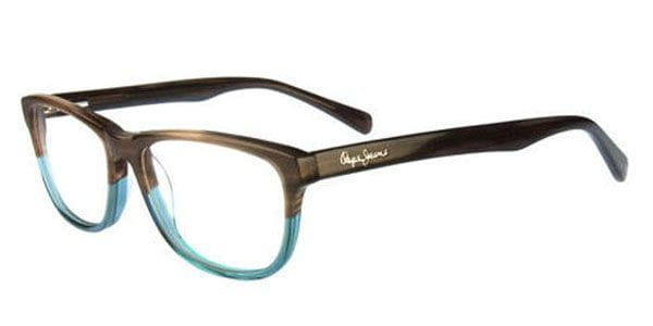 76a6f979b0d5 Pepe Jeans Avery PJ3081 C3 Glasses Horn Brown Blue | SmartBuyGlasses ...