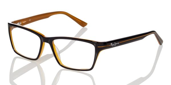 Pepe Jeans Pj3226 C3 Eyeglasses In Brown Smartbuyglasses Usa
