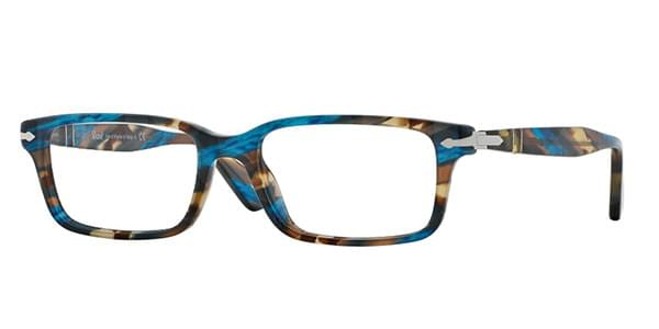 230bb645e2 Persol PO2965VM 973 Glasses Brown Spotted Blue