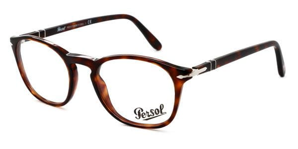 ac60a6a78f6 Persol PO3007V 24 Eyeglasses in Tortoise