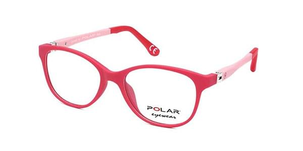 217b1b273c Polar PL 554 Kids 22 Eyeglasses in Red