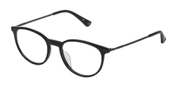 60940debc93d Police VPL474 HIGHWAY 5 0700 Glasses Black | SmartBuyGlasses UK