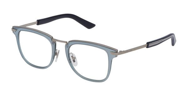 4fb688f3a4c6 Police VPL566 HALO 5 0581 Eyeglasses in Grey | SmartBuyGlasses USA
