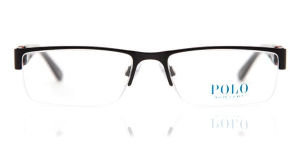 9f9b6c6b0f15 Polo Ralph Lauren PH1117 9038 Glasses Matte Black | VisionDirect ...