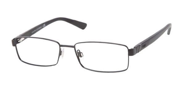 8103f7affb9d Polo Ralph Lauren PH1144 9038 Glasses Matte Black | SmartBuyGlasses ...
