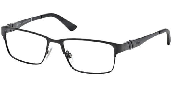 785d53ed54 Polo Ralph Lauren PH1147 9038 Eyeglasses in Matte Black ...