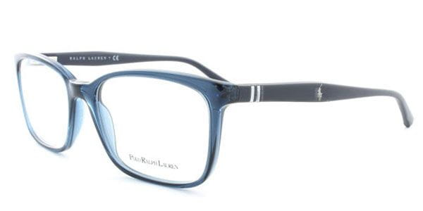 8bc0b2b69db Polo Ralph Lauren PH2090 5276 Glasses Dark Blue Transparent ...