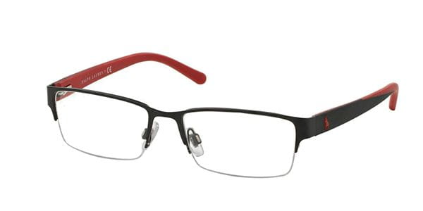 ceb1c69cffd3 Polo Ralph Lauren PH1152 9277 Glasses Black | VisionDirect Australia
