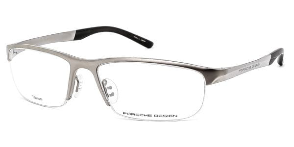 a1518902481e Porsche Design P8182 B Glasses Titanium Grey
