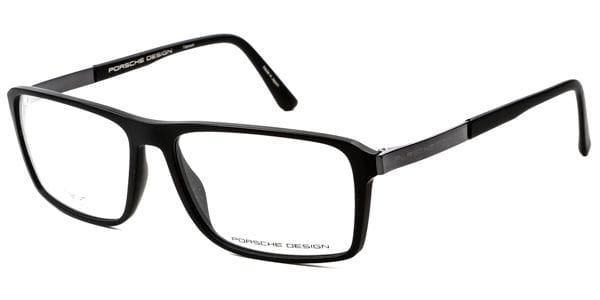 f1ec40be8a3d4 Porsche Design P8259 A Glasses Black