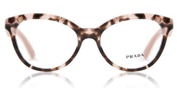 35cf7943d72 Prada PR11RV TRIANGLE ROJ1O1 Glasses Pink