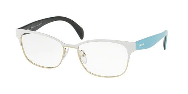 d6cd42b0e Óculos Graduados Prada PR65RV VIC1O1 Branco | OculosWorld Portugal