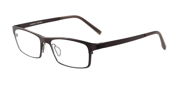 Prodesign 1293 Essential 5031 Glasses Brown | SmartBuyGlasses New ...